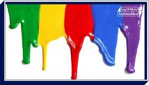 رنگ های مناسب برای تابلو مغازه