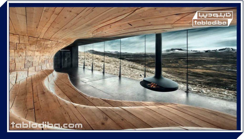 چوب در معماری، داخلی و خارجی (قسمت اول)