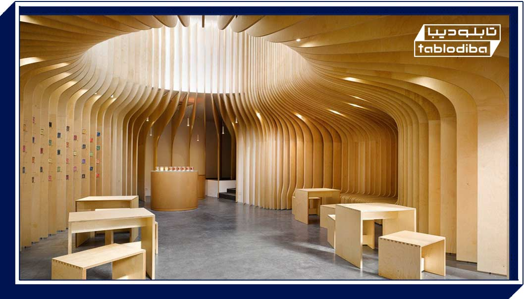 چوب در معماری، داخلی و خارجی ( قسمت دوم )
