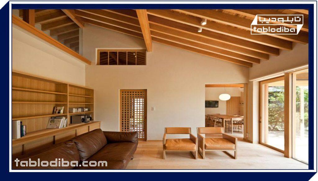 چوب در معماری، داخلی و خارجی (قسمت سوم)