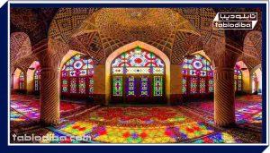 رنگ در معماری و اسلام