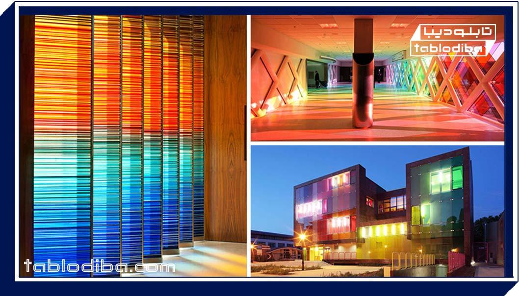 رنگ در معماری، هنر در زندگی